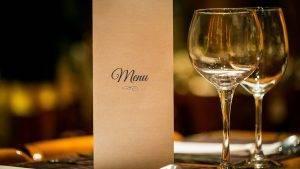 restaurant menu win