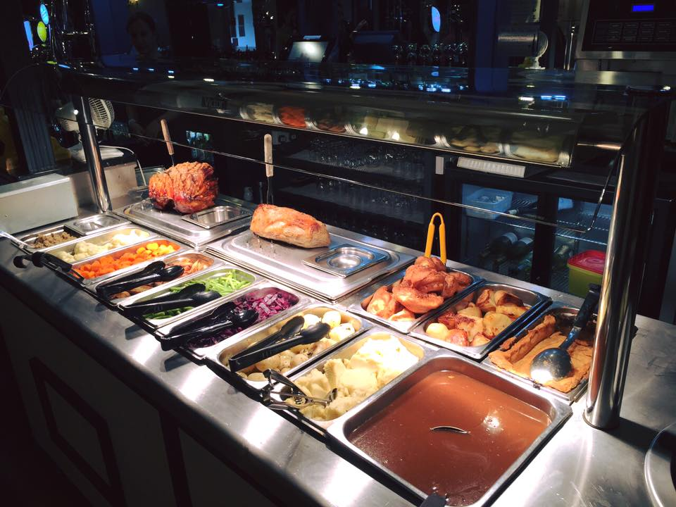 carvery in derbyshire