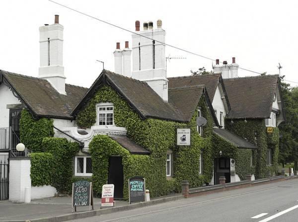 Hotels near Staffordshire