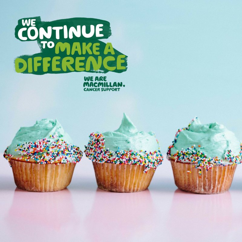 Macmillan Coffee Morning At hotels in Derbyshire