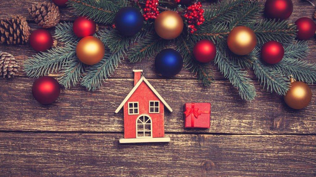 Christmas Breaks in Derbyshire