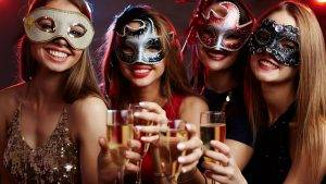 Masquerade New Year's Eve Party At Boar's Head Hotel