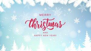 Merry Christmas From JC Hotels in Derbyshire