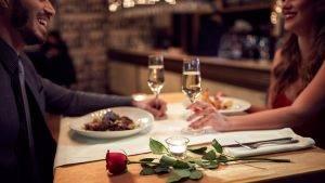 Valentine's Day in Derbyshire